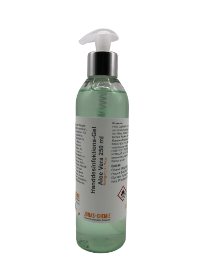 Aloe Vera Desinfektion 250 ml