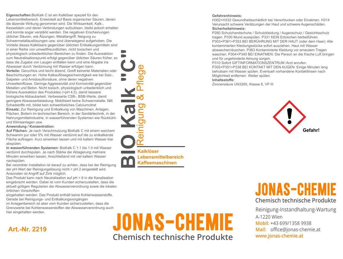 Bio Kalk C