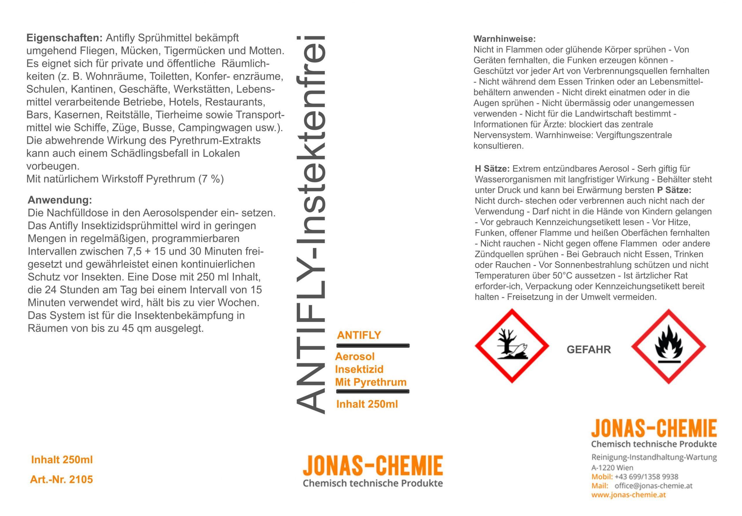 Antifly 250 ml