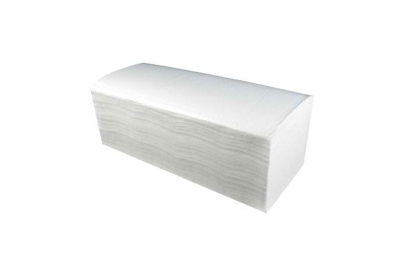 Papierhandtuch hochweiß